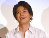 ドラマ『僕たちがやりました』の制作発表会に出席した間宮祥太朗 (C)ORICON NewS inc.