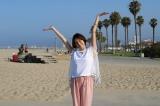 ロサンゼルスに滞在中の米倉涼子から意気込み到着。テレビ朝日系ドラマ『ドクターX』10月より新シリーズ放送&世界200の国と地域で配信も決定(C)テレビ朝日