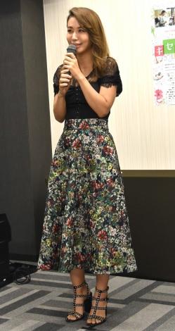 『マドリード国際映画祭』で最優秀外国映画主演女優賞を受賞した鈴木紗理奈 (C)ORICON NewS inc.