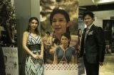 『マドリード国際映画祭』に出席した鈴木紗理奈(左)