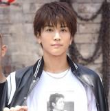 革ジャンで登場した三代目 J Soul Brothers・岩田剛典 (C)ORICON NewS inc.