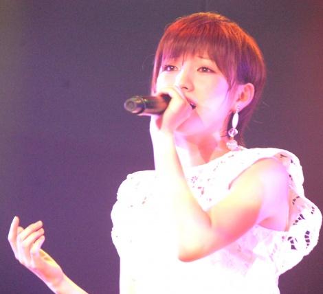 井上ヨシマサプロデュース『神曲縛り』公演のエースに指名された岡田奈々 (C)ORICON NewS inc.