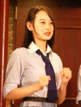 AKB48劇場 井上ヨシマサ『神曲縛り』初日公演で「UZA」の振付を担当した横山結衣 (C)ORICON NewS inc.