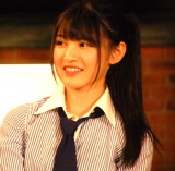 AKB48劇場 井上ヨシマサ『神曲縛り』初日公演公開ゲネプロに参加した神志那結衣 (C)ORICON NewS inc.