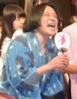Abema TV『真夏のオオカミくんには騙されない』第1話試写会後のトークショーに出席した永野 (C)ORICON NewS inc.