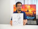 『劇場版ポケットモンスター キミにきめた!』湯山邦彦監督 (C)ORICON NewS inc.