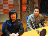 TBSラジオのネット戦略について語ってくれた(左から)橋本吉史プロデューサーと、デジタルマーケティング担当の萩原慶太郎氏
