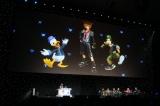 ディズニーファンイベント『D23 Expo 2017』(7月15日)でディズニー、スターウォーズ、マーベルの関連ゲームが紹介さたプレゼンテーションの模様(C) Disney. All rights reserved
