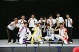 九星隊『TNC夏まつり2017 〜コドモは、未来。〜』ステージの模様