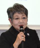 聖火リレー検討委員会の会合に出席した泉ピン子 (C)ORICON NewS inc.