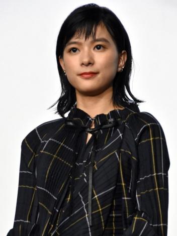 映画『心が叫びたがってるんだ。』初日舞台あいさつに登壇した芳根京子(C)ORICON NewS inc.