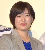 ドラマ『フェイクドキュメントドラマ プロデューサーK #2』プレミアム上映会に参加した南沢奈央 (C)ORICON NewS inc.