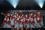 欅坂46、初のワンマン野外ライブ『欅共和国2017』=富士急ハイランド コニファーフォレスト