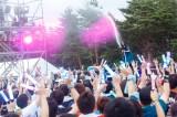メンバーがホースで客席に放水=欅坂46初のワンマン野外ライブ『欅共和国2017』