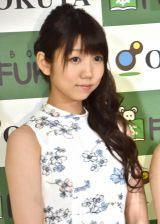 『VB(VOICE BRODY)』(白夜書房)発売イベントに出席したi☆Risの山北早紀 (C)ORICON NewS inc.