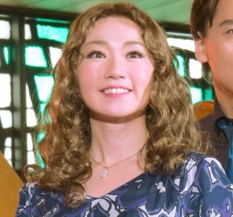 ミュージカル『ビューティフル』開幕直前囲み取材に出席した水樹奈々 (C)ORICON NewS inc.