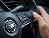 ボタンを押すだけで自動運転が開始される「プロパイロットスイッチ」と「セットスイッチ」