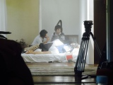 「Tiny Dancer」撮影では山田智和監督と満島ひかりが向き合って撮影