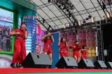 『めざましライブ』のステージで新曲リリースを発表したLittle Glee Monster