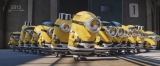 『怪盗グルーのミニオン大脱走』初登場1位。前作『ミニオンズ』を超える好スタートで興収60億円突破も視野に(C)UNIVERSAL STUDIOS.