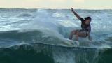 サーフィンに求めるものとは?(C)関西テレビ