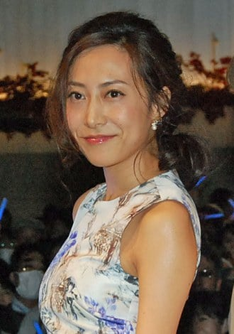 サムネイル 結婚&妊娠を発表した一青窈 (C)ORICON NewS inc.