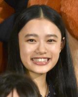 映画『メアリと魔女の花』大ヒット舞台あいさつに出席した杉咲花 (C)ORICON NewS inc.