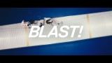 ももクロのニューシングル「BLAST!」MVより