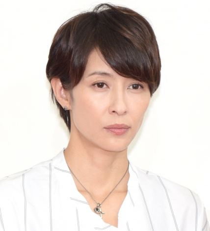 サムネイル 第1子出産を報告した水野美紀 (C)ORICON NewS inc.