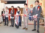 展覧会『西尾維新大辞展』のオープニングセレモニーの模様 (C)ORICON NewS inc.
