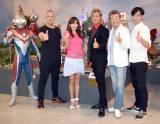 『ウルトラマンフェスティバル2017』の特別イベント『ウルトラマンダイナ放送20年記念「スーパーGUTS大集結!」』の模様