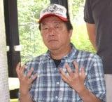 ショートドラマ『あじさい』の制作発表会見に参加した木村ひさし氏 (C)ORICON NewS inc.