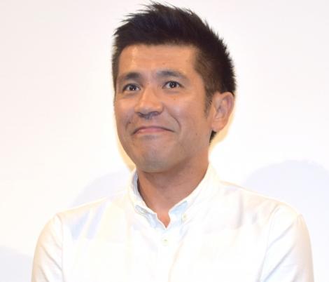 体罰シーンが過酷だったことを明かしたゴリ=映画『沖縄を変えた男』の試写会&トークイベント (C)ORICON NewS inc.