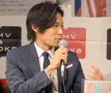 著書『その恋はビジネス的にアウト』発売記念トークショーを行った久保裕丈氏 (C)ORICON NewS inc.