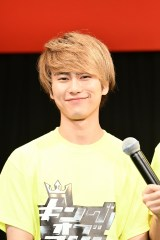 『キングオブコント2017』1回戦に登場したDISH//