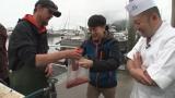 関西テレビ・フジテレビ系『世界の食材救済ツアー モッタイナイ食堂』(後4:05)海外ロケ、アラスカでイクラ料理に挑む