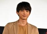 観客からのリクエストに応えてドS言葉を披露した吉沢亮 (C)ORICON NewS inc.