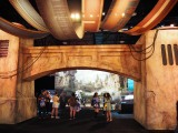ディズニーの公式ファンイベント『D23 Expo 2017』で2019年開業予定の「スター・ウォーズ」をテーマとした新エリア「Star Wars:Galaxy's Edge」のジオラマが初公開 (C)ORICON NewS inc.