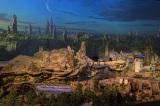 ディズニーの公式ファンイベント『D23 Expo 2017』で2019年開業予定の「スター・ウォーズ」をテーマとした新エリア「Star Wars:Galaxy's Edge」のジオラマが初公開