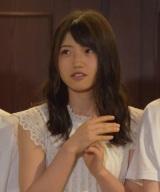 研究生公演をプロデュースしたAKB48の村山彩希 (C)ORICON NewS inc.