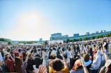 GLAY新アルバム『SUMMERDELICS』の発売記念フリーライブの模様