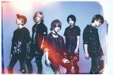 日本武道館公演をもって活動を休止するSuG(左から)shinpei、Chiyu、武瑠、masato、yuji