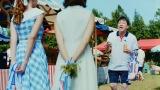 「オランジーナ先生」シリーズ最新作「おそろ」篇ニ出演している佐藤二朗