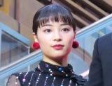 映画『三度目の殺人』のレッドカーペットに参加した広瀬すず (C)ORICON NewS inc.