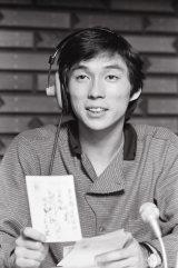 かつてニッポン放送でレギュラー番組を担当していた明石家さんま