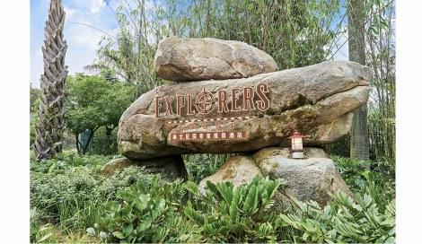 サムネイル 豊かな自然が特長のディズニー・エクスプローラーズ・ロッジ As to Disney artwork,logos and properties:(C)Disney