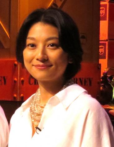 クレイジージャーニー2時間スペシャル』収録後の囲み取材に参加した小池栄子 (C)ORICON NewS inc.