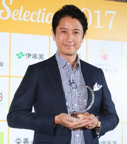 『栄養の日』PRイベント「84 Award & 84 Selection 2017」に出席した谷原章介 (C)oricon ME inc.