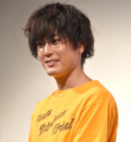 映画『トリガール!』の頑張りガール集合イベントに出席した間宮祥太朗 (C)ORICON NewS inc.