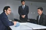 第一発見者の区役所職員・吉原浩作(尾美としのり)の証言から似顔絵を作成しようとするが…(C)テレビ朝日